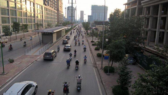 Bán gấp lô đất mặt phố khu Lê Văn Lương, DT 130m2, MT 8.3m, giá hấp dẫn