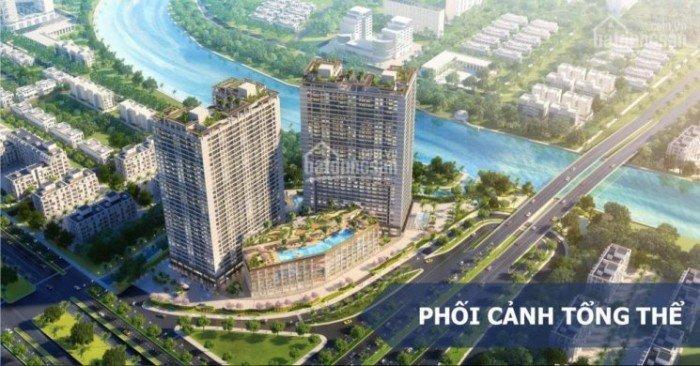 Dự án căn hộ & office-tel, trung tâm thương mại 7 tầng cao cấp quy mô lớn - Điểm nhấn trung tâm quận 7.