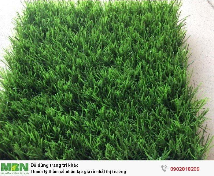 Thảm cỏ nhân tạo giá rẻ nhất thị trường4