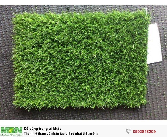 Thảm cỏ nhân tạo giá rẻ nhất thị trường5