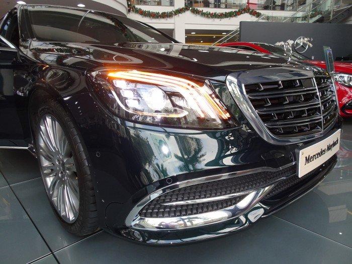 Maybach Khác sản xuất năm 2018 Số tự động Động cơ Xăng