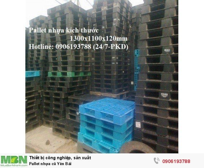 Pallet nhựa cũ Yên Bái7