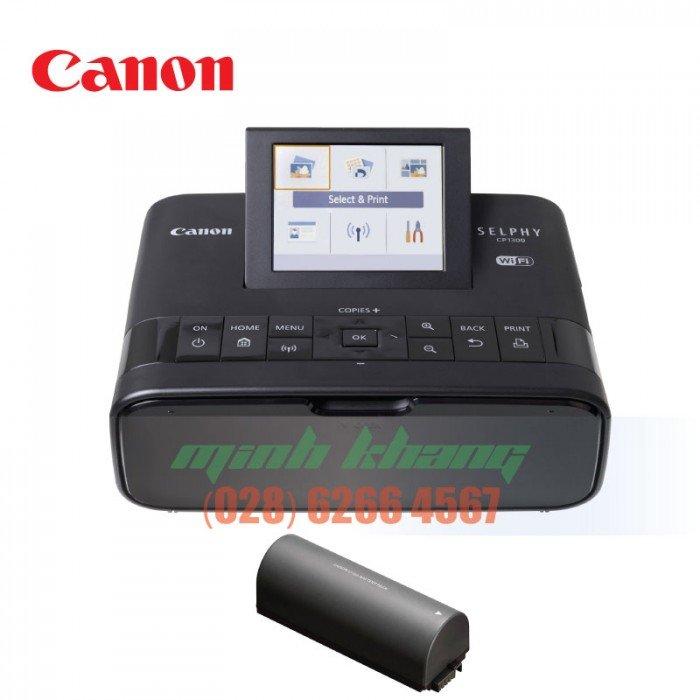 Máy in ảnh Canon Selphy CP1300 model 2018 hcm6