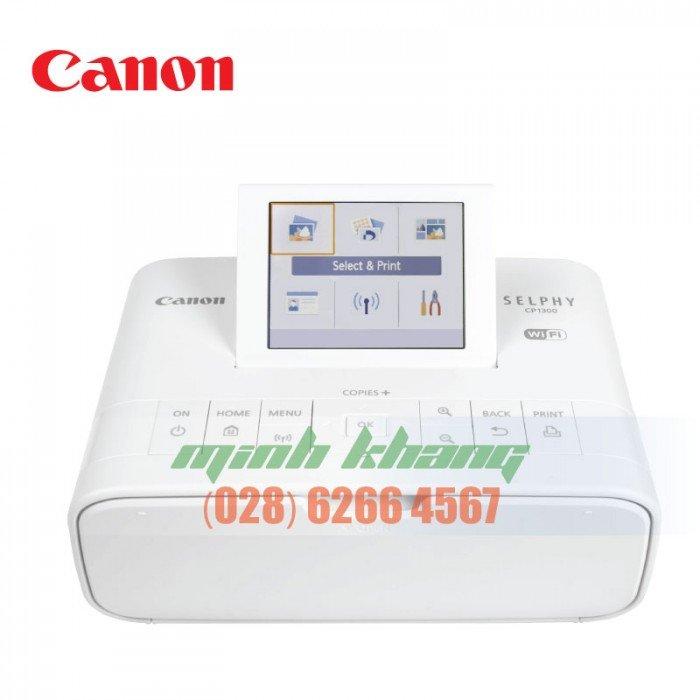 Máy in ảnh Canon Selphy CP1300 model 2018 hcm5