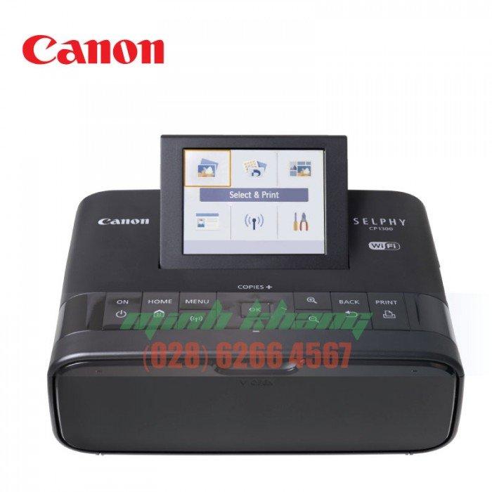 Máy in ảnh Canon Selphy CP1300 model 2018 hcm0