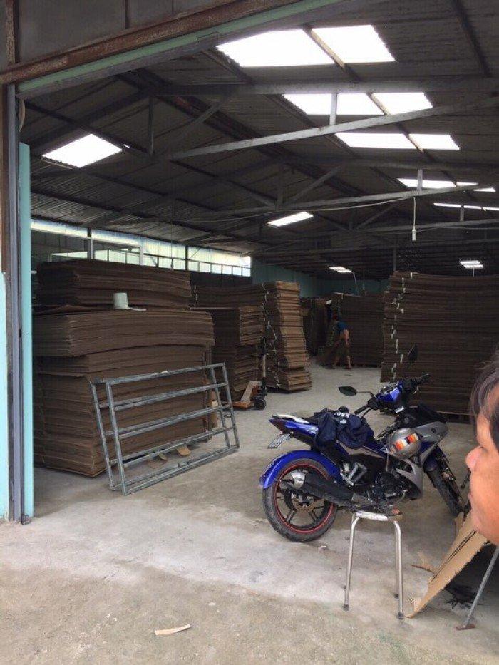Bán nhà xưởng Củ Chi giá rẻ xã Tân Thạnh Đông ,dt,432m2 ,SHR