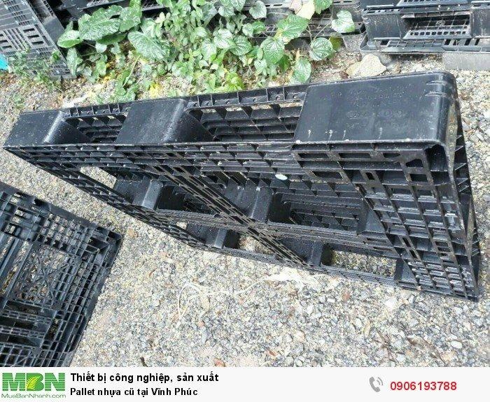 Pallet nhựa cũ tại Vĩnh Phúc, pallet nhựa cũ chất lượng hơn 85% - Liên hệ: 0906193788 (24/24 - Phòng Kinh Doanh)