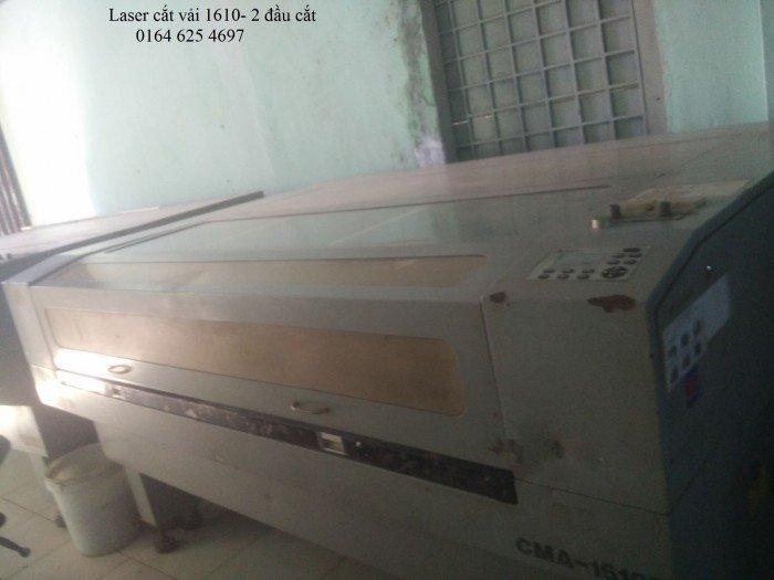 Khổ máy 1,6x 1m chuyên cắt vải2
