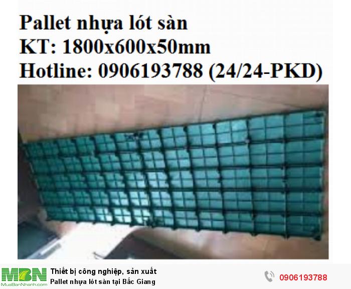 Giá pallet nhựa lót sàn 1800x6000x50 mm - Giao hàng toàn quốc - Liên hệ: 0906193788 (24/24 - Phòng Kinh Doanh)