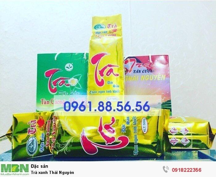 Trà xanh Thái Nguyên0