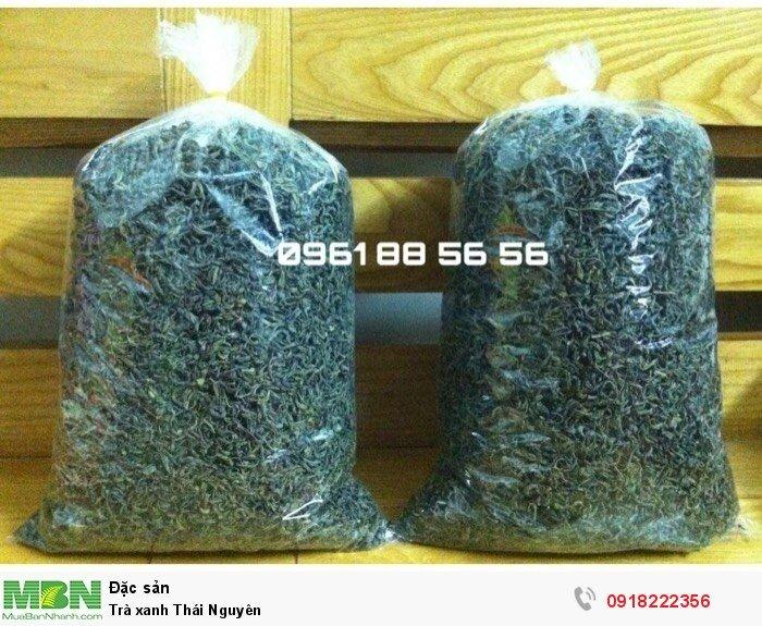 Trà xanh Thái Nguyên1