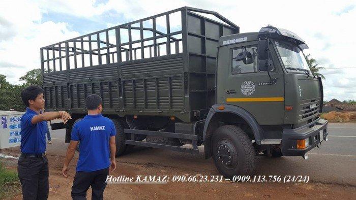 Tải thùng Kamaz | Xe Kamaz cũ & mới | mua bán xe Kamaz thùng