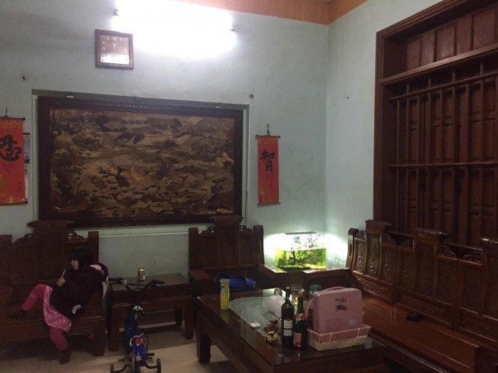 Bán gấp nhà 3 tầng kiên cố, chắc chắn ngõ phố Phúc Duyên P Hải Tân