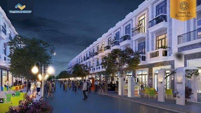 Sinh khí vượng tài với siêu dự án Thắng Lợi Riverside Market, Siêu lợi nhuận 30%/8 tháng,Chủ Đầu Tư