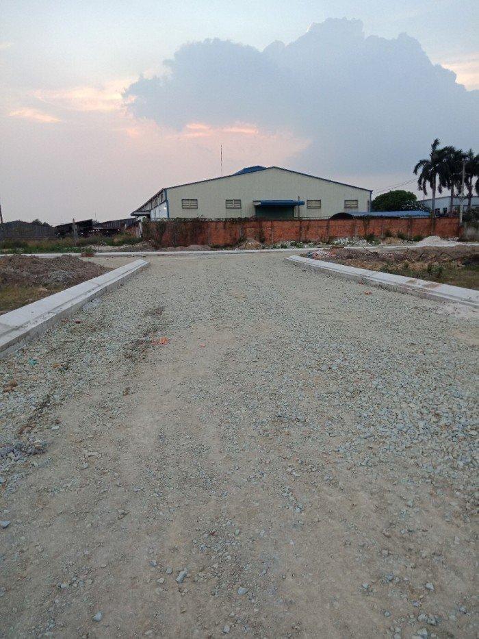Đất visip1, đất An Phú, Thuận An Dĩ An, Bình Dương.