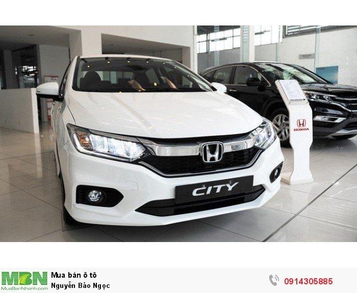 Bán xe Honda City năm 2018 tại Hà Tĩnh, giá cạnh tranh giao xe ngay 3