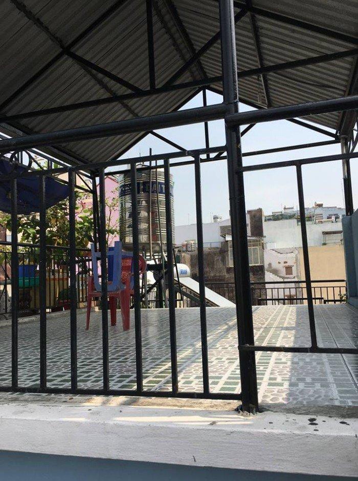 Bán gấp nhà HXH Võ Thị Sáu, Tân Định, Quận 1