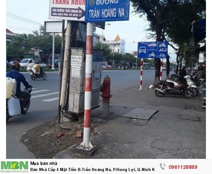 Bán Nhà Cấp 4 Mặt Tiền Đ.Trần Hoàng Na, P.Hưng Lợi, Q.Ninh Kiều 4x30m Thổ Cư