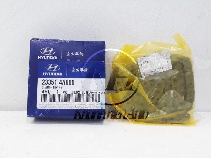 Dây sên bơm nhớt Hyundai Starex