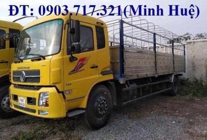 Bán xe tải DongFeng B190 – 9T15 – 9150Kg – 9150Kg có 2 tầng số giá tốt giao xe ngay