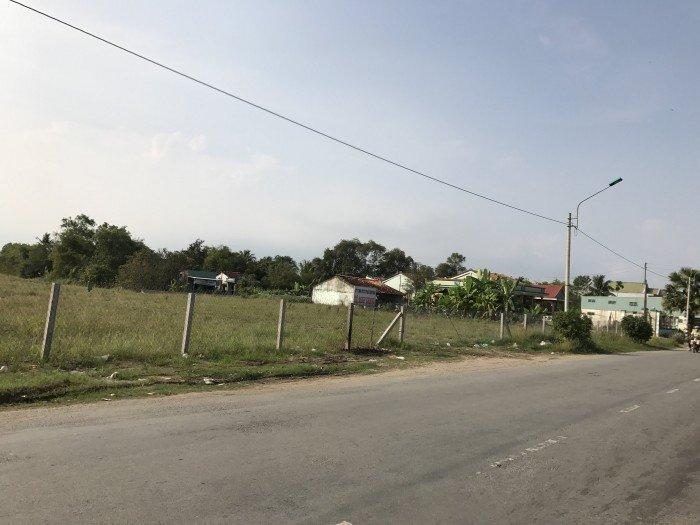 Vỡ nợ, cần bán lô đất mặt tiền đường Nguyễn Thị Định, DT 854m2
