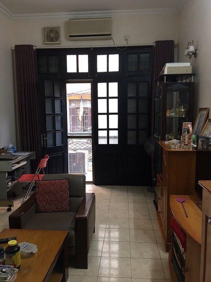 Bán nhà p.lô mặt ngõ 102 Trường Chinh, 62m2, 4 tầng, đường 2 ôtô tránh