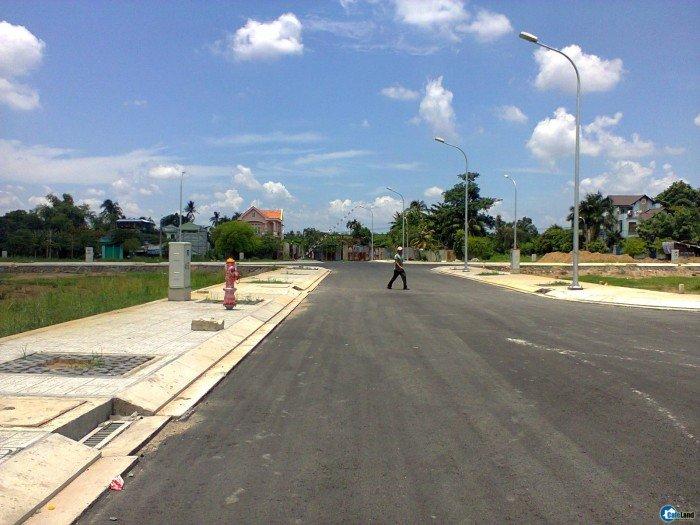 Dự án mới năm 2018 mt Lương Định Của Quận 2, đã có sổ riêng từng nền, 3 lô giá 860tr