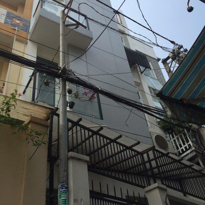 Nhà Phan Văn Trị Gần Vincom GV, Dt 42m2