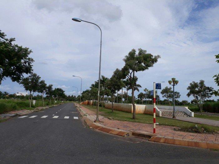 Bán đất Long Thành đồng nai, đã có sổ riêng, đường nhựa mt 40m