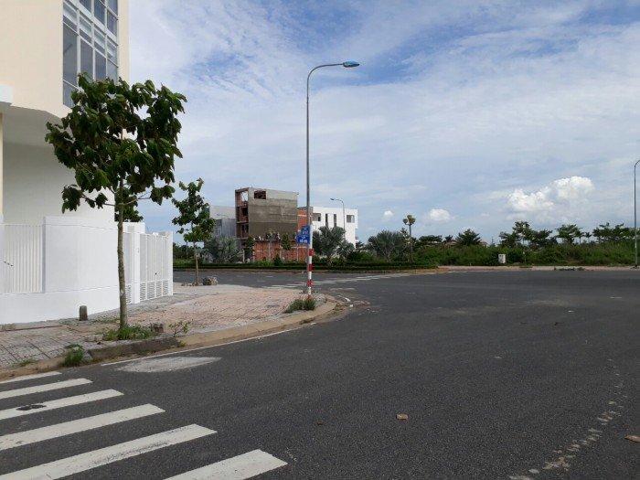 Sang nhanh lô đất mặt tiền 40m, gần sân bay Long Thành