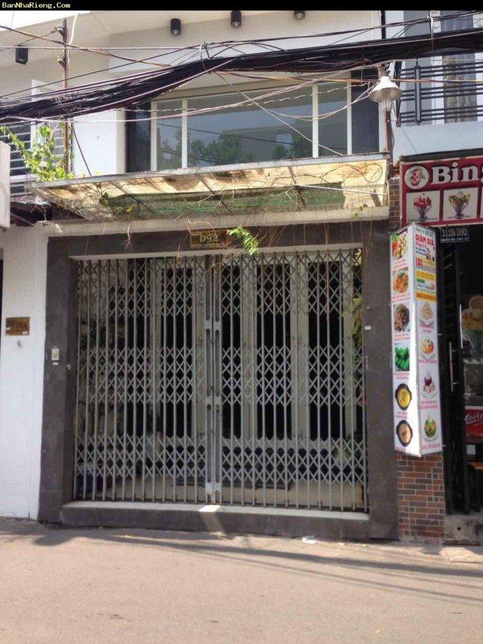 Bán nhà HXH 6m Trần Hưng Đạo, Q. 1.