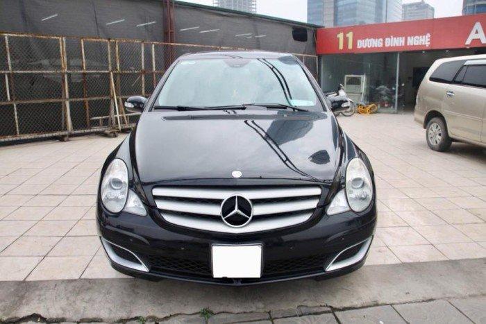 Mercedes R350 4 MATIC nhập khẩu nguyên chiếc tại Mỹ sx 2005. đk lần đầu 2009,