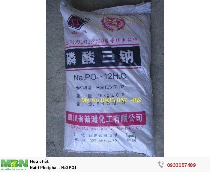 Natri Photphat - Na3PO40