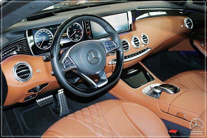 Bán S400 Coupe Tuyệt Đẹp- Xe Giao Ngay