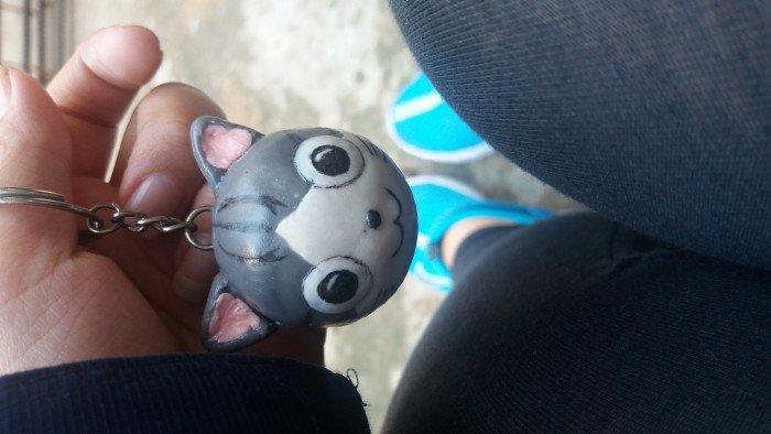 Móc khóa mèo Chii6