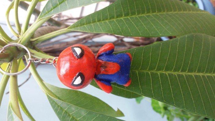 Móc khóa Spider man3