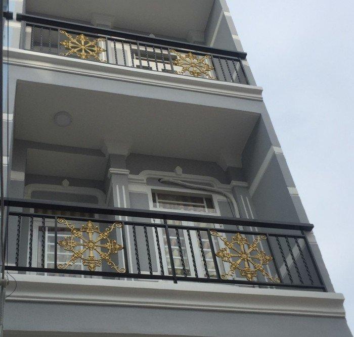 Nhà xây mới 2 phòng ngủ Hương Lộ 80, Bình Tân