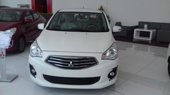 Bán xe Mitsubishi Attrage 1.2L  Nhập Khẩu 100% từ Thái Lan Đời 2018