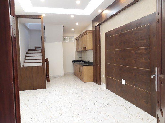 Bán nhà PL Lê Văn Lương, Cầu Giấy, 36m2x5tầng thiết kế đẹp, cách ô tô 10m