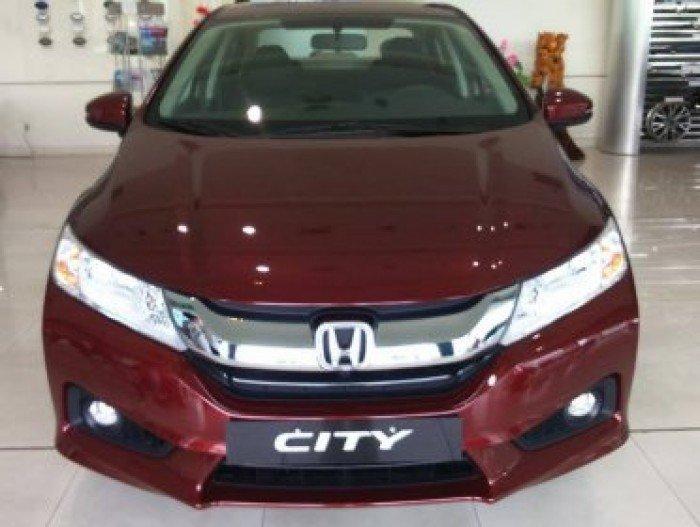 Honda City CVT TOP 9