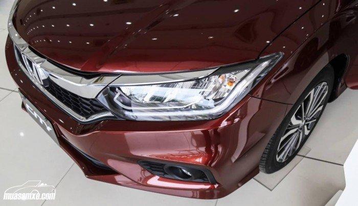 Honda City CVT TOP 6
