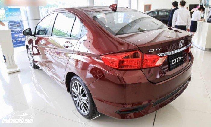 Honda City CVT TOP 1