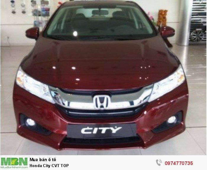 Honda City CVT TOP 11