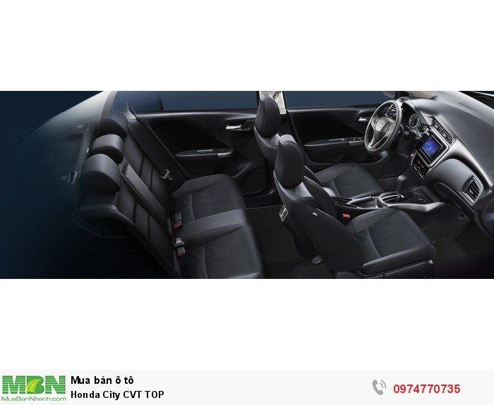 Honda City CVT TOP 12