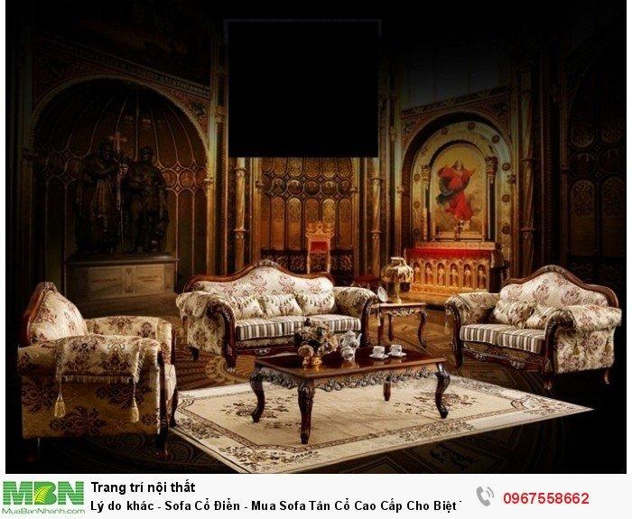 sofa gỗ cổ điển Q1 Q2 Q7 Q91