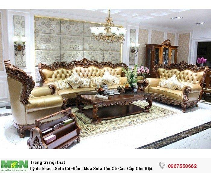bộ sofa phong cách châu âu2