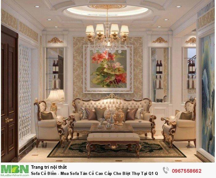 sofa phong cách tân cổ điển sang trọng5