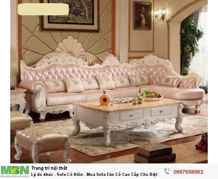 bộ sofa tân cổ điển phong cách châu âu9
