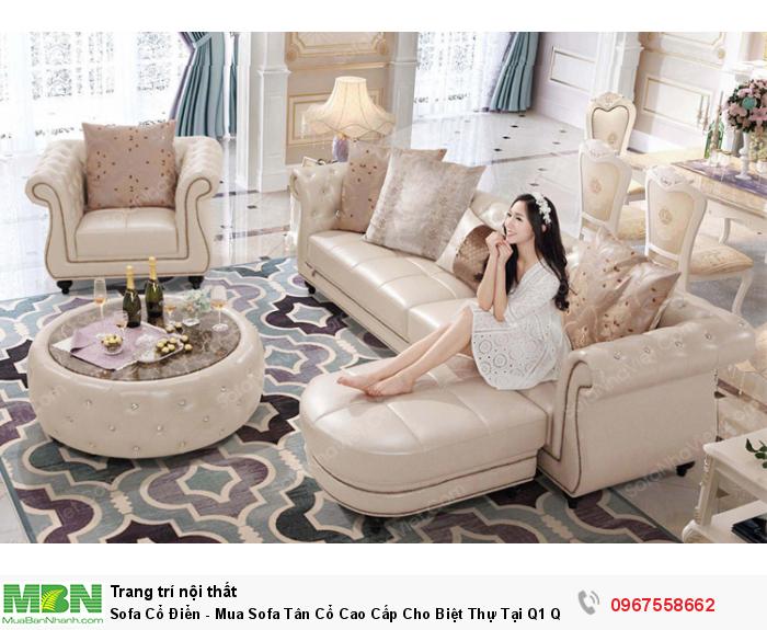 sofa hiện đại sang trọng Q1 Q5 Q711