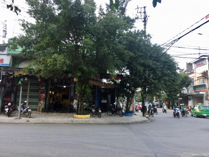 Bán nhà 2 mặt tiền ngay góc ngà tư Chu Văn An và Bùi Thị Xuân